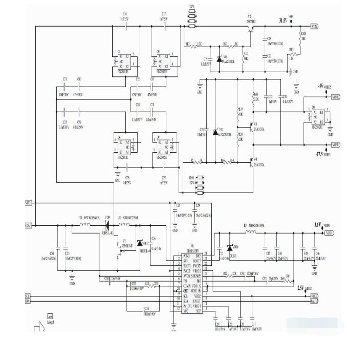电路 电路图 电子 原理图 678_658